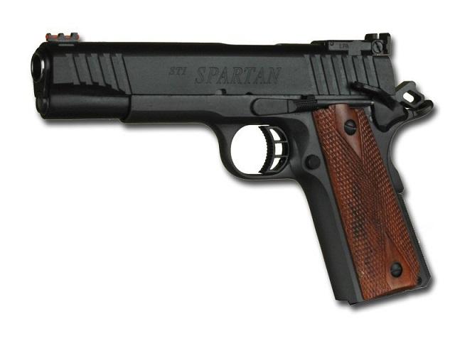 STI 1911 .45 caliber