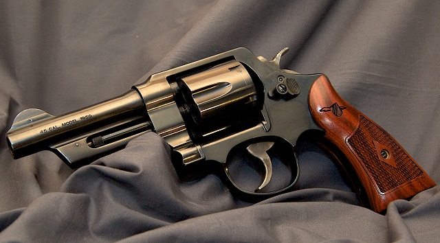 S&W Model 22 Thunder Ranch in .45 caliber