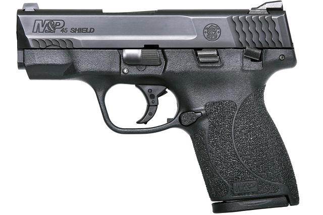 S&W M&P Shield .45 caliber