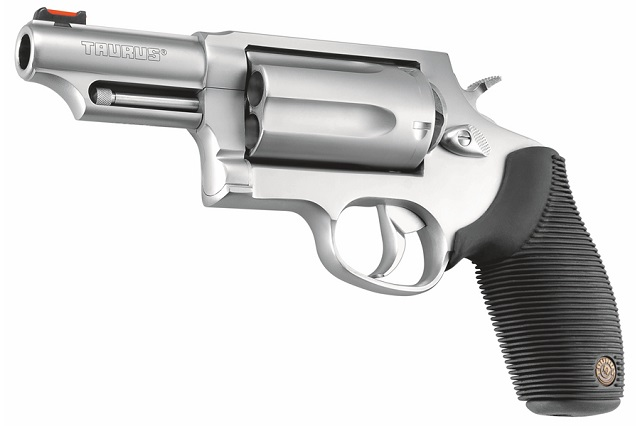 The Taurus Judge in .410/.45 caliber