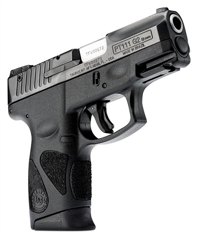 The right side of a Taurus PT111 Millennium G2