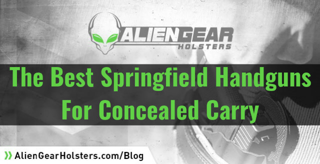 best ccw springfield pistols