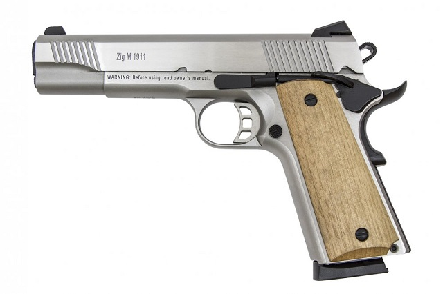 Tisas 1911-A2 in .45 caliber