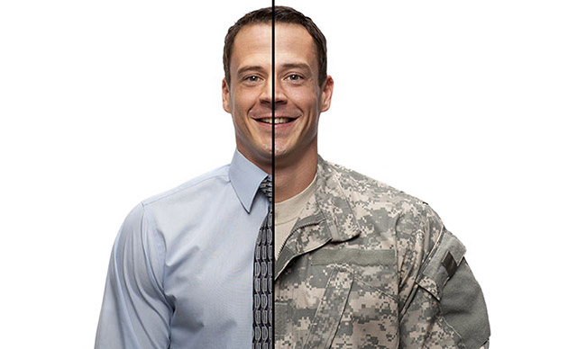 the transition of military to civilian life