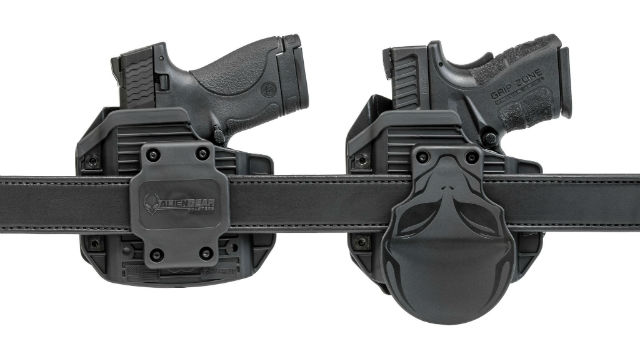 types of holsters that are