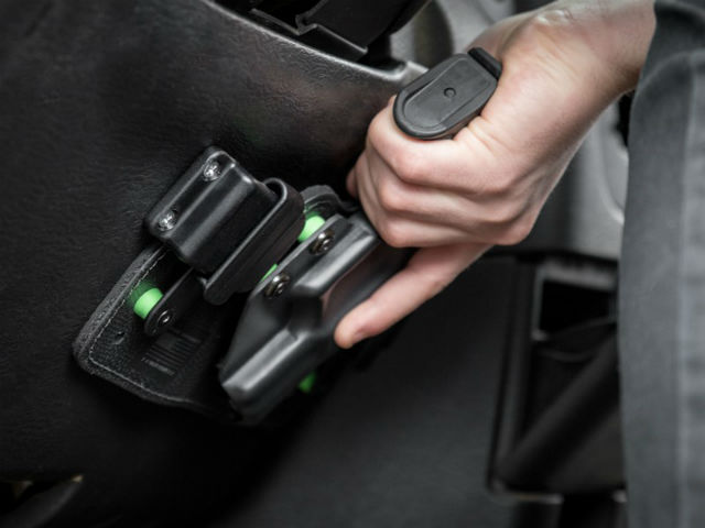 best iwb car holster mount