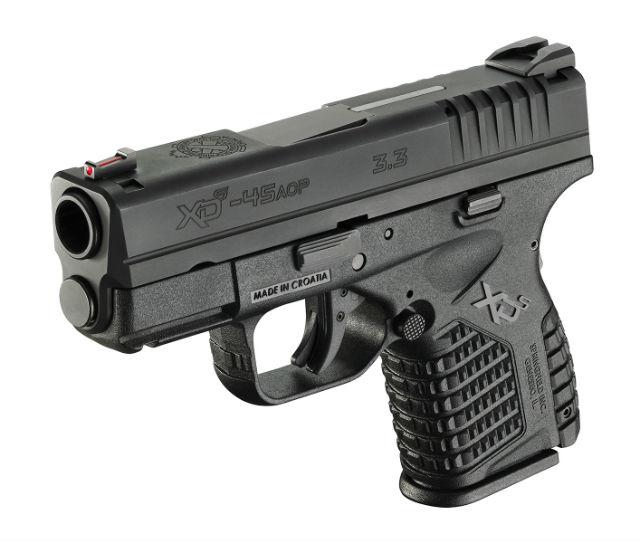 Springfield XDs 3.3 inch Semi-Automatic Pistol