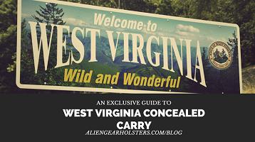 west virginia ccw