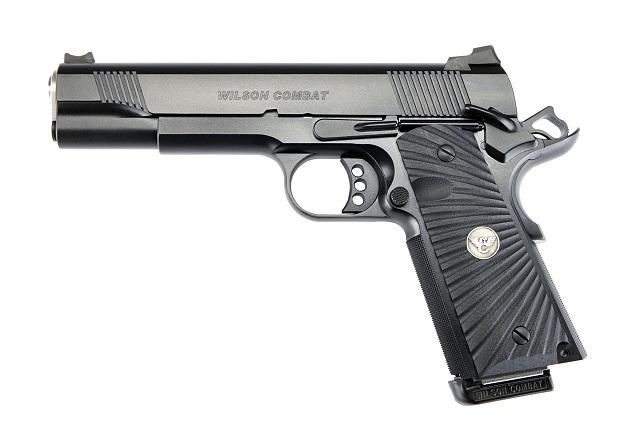 Wilsom Combat 1911 in .45 caliber