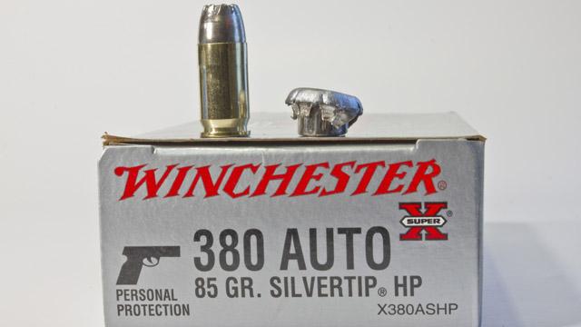 silver tip 380 ammunition