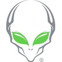 Alien Gear Holsters alien head logo