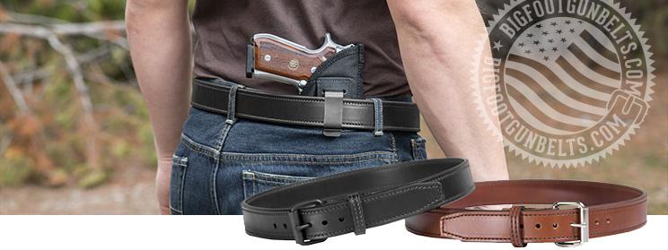 Bigfoot gun belts