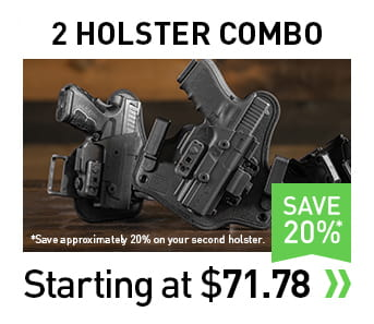 best iwb and owb holster deal
