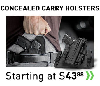 Concealed Carry Holsters | Concealment Holsters | Alien Gear