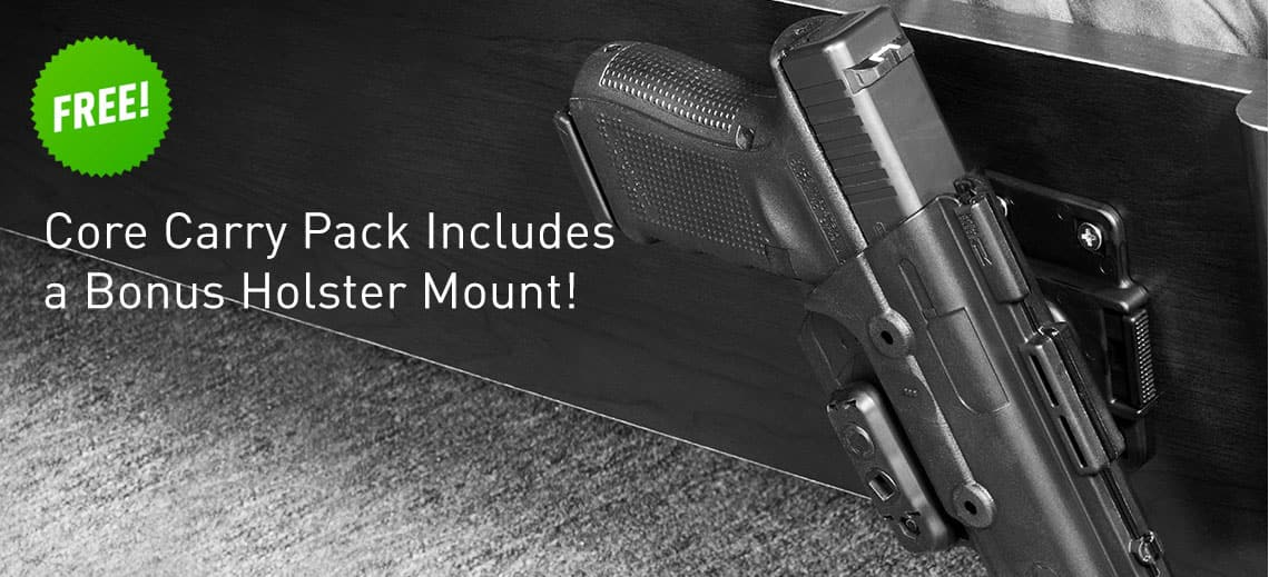 additional holster mount