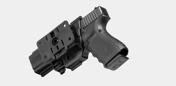 gun holster mount