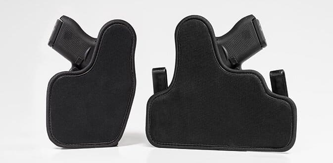 inside the waistband and appendix carry holsters