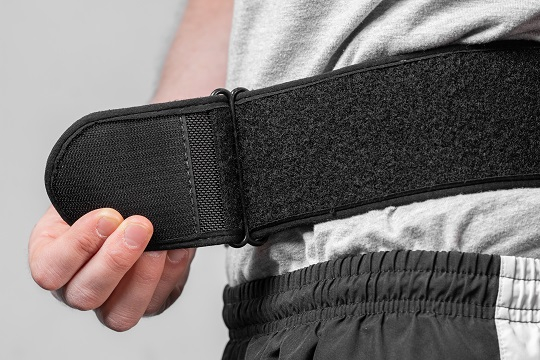belly band accessory strap