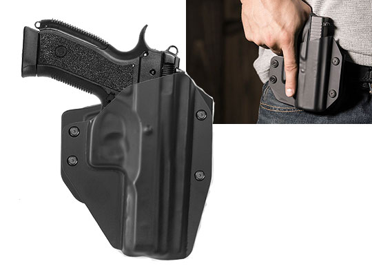 Paddle Holster for CZ PO1