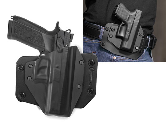 Outside the Waistband Holster for CZ PO9