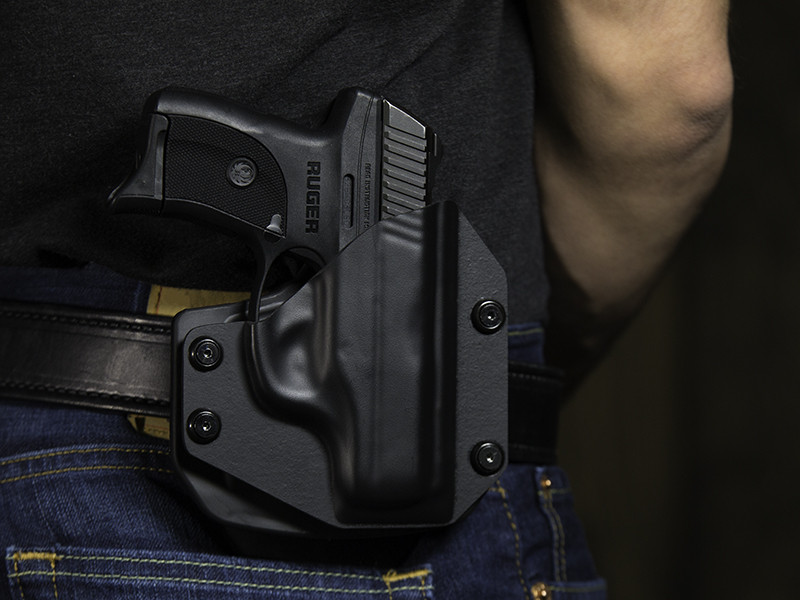 Ruger LC9 Cloak Mod OWB Holster (Outside the Waistband)