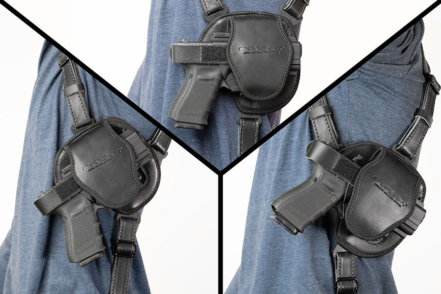 Kimber Micro 9 ShapeShift Shoulder Holster