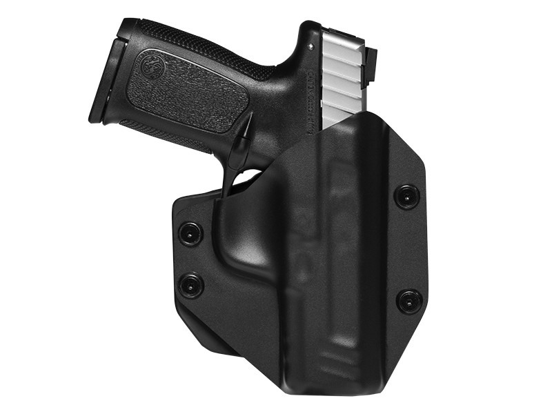 S&W SD9 VE Cloak Mod OWB Holster (Outside the Waistband)