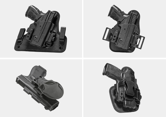 Springfield XD Mod 2 Subcompact 9mm/40cal 3 inch ShapeShift Core Carry Pack