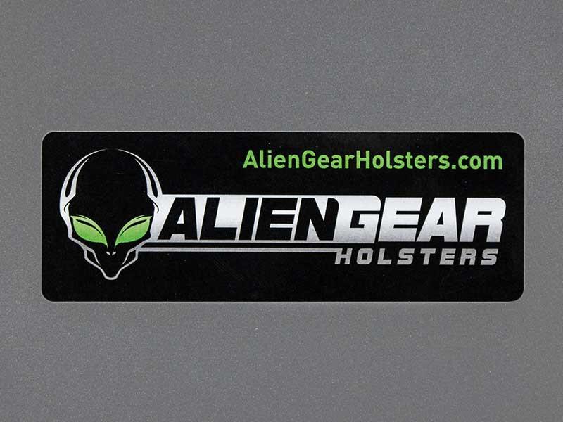 alien gear holsters sticker