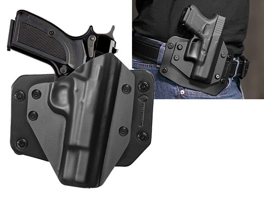Outside the Waistband Holster for Browning Hi Power
