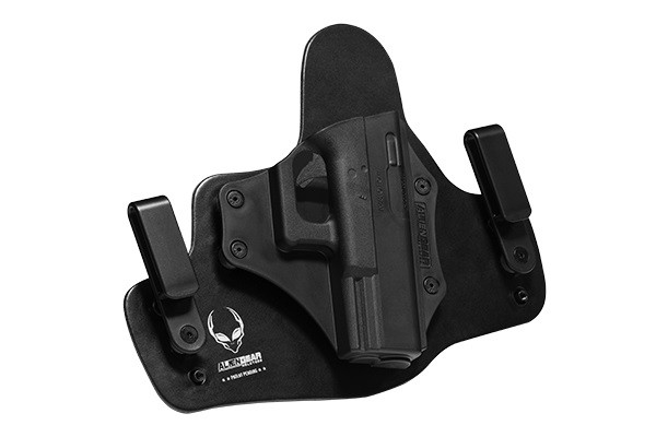 glock 23 leather iwb holster