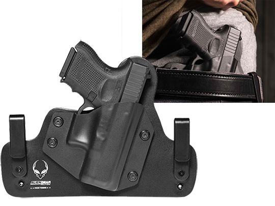 IWB Leather Glock 27 Holster