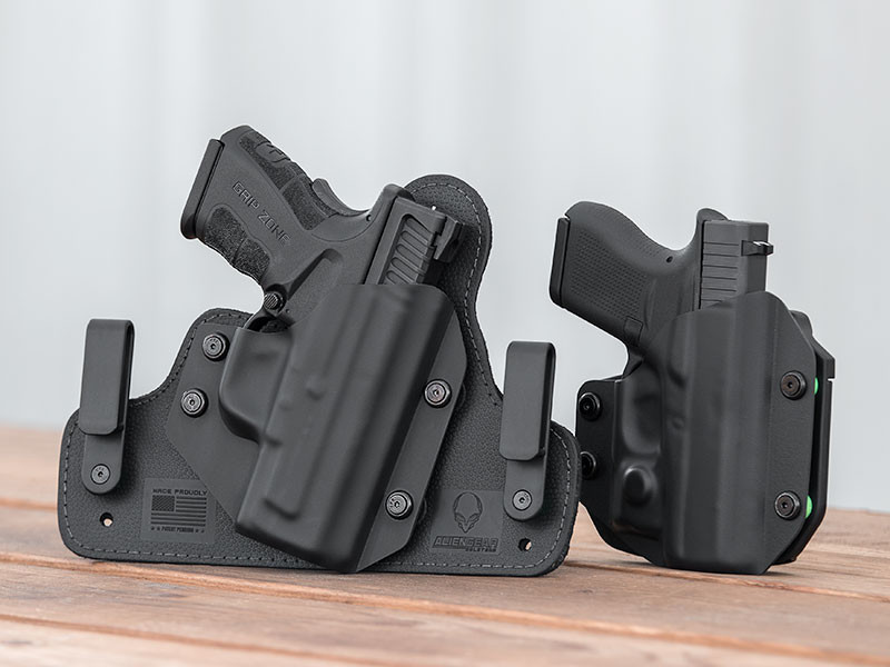 Alien Gear 2 Holster Combo