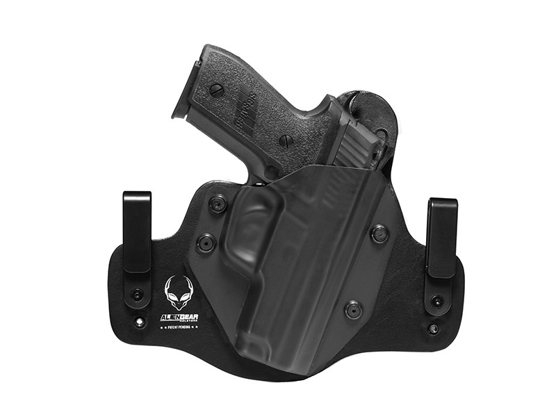 Leather Hybrid Sig P228 (M11) Holster