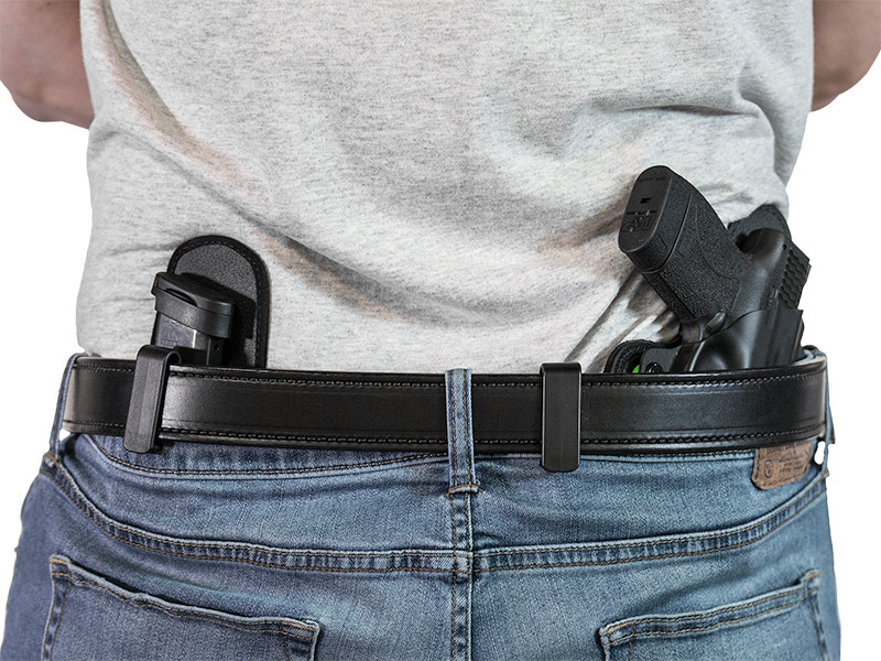 Holster + Mag Carrier Combo