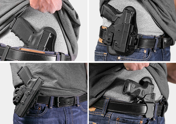 shapeshift holster system