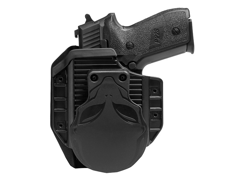 Sig P228 (M11) Cloak Mod OWB Holster (Outside the Waistband)