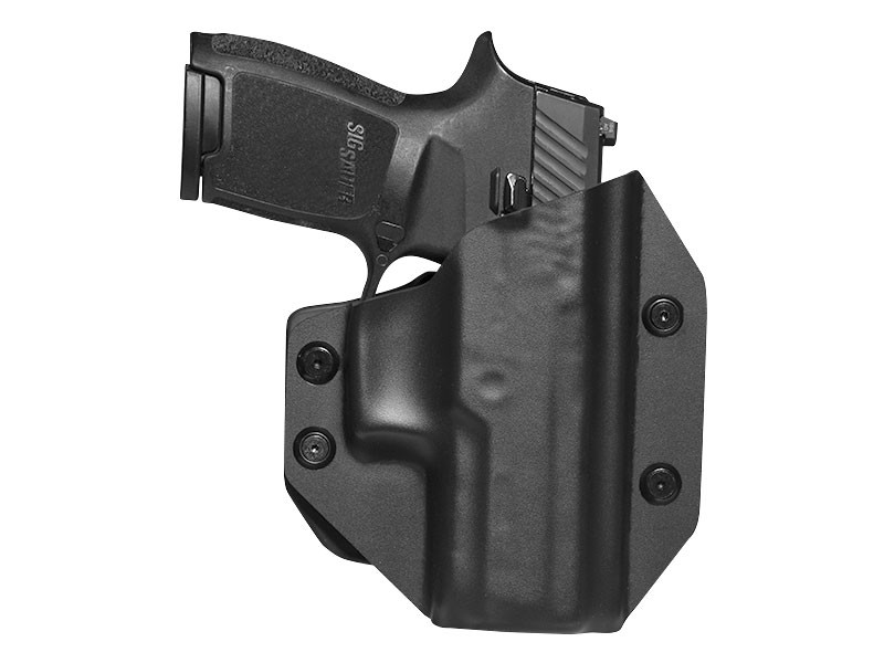 Sig P320 Compact/Carry Cloak Mod OWB Holster (Outside the Waistband)