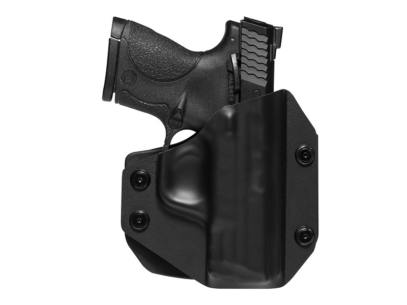 S&W M&P40 4.25 inch barrel Cloak Mod OWB Holster (Outside the Waistband)