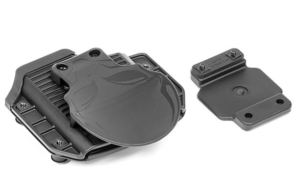 Cloak Mod OWB Paddle Holster Backer for Semi-Automatics