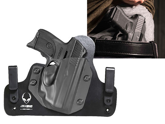 Hybrid Leather Ruger LC9 Crimson Trace LG-412 Holster