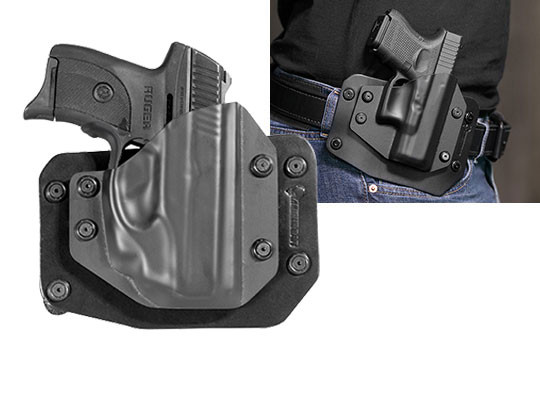 Outside the Waistband Holster for Ruger LC9 Crimson Trace LG-412