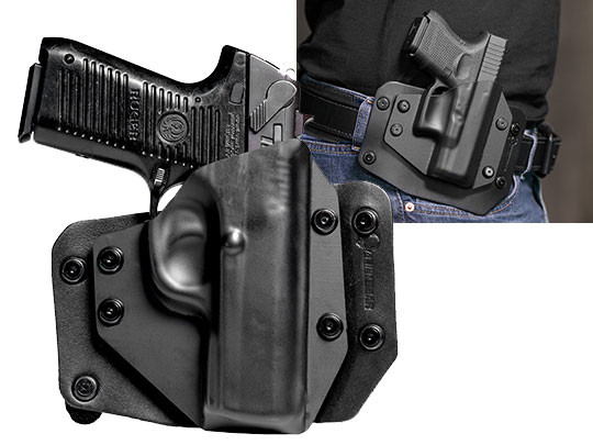 The Best Ruger P95 outside the waistband