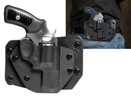 Good Ruger SP101 2.25 inch OWB Holster