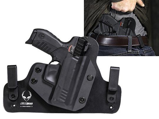Ruger SR22 Inside the Waistband Hybrid holster