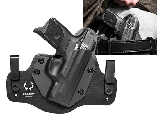 Ruger SR9c Cloak Tuck IWB Holster (Inside the Waistband)