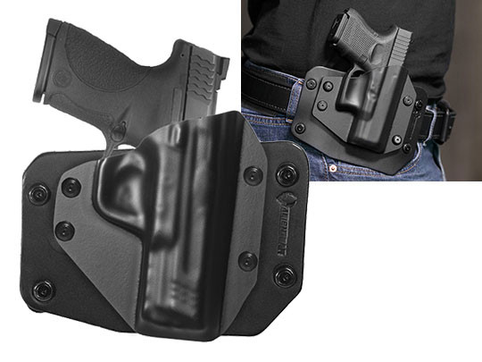 Outside the Waistband Holster for S&W M&P45c Compact 4 inch barrel