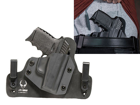 Hybrid Leather SCCY CPX-2 Holster
