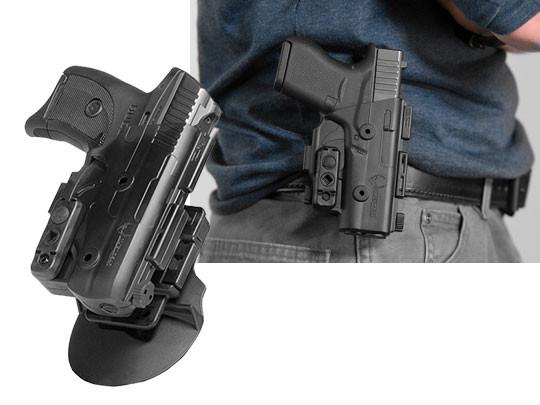 ruger lc9 paddle holster (shapeshift)