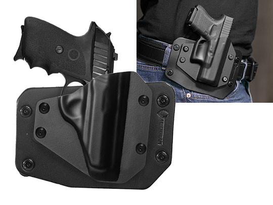 Sig P232 Outside the Waistband Holster